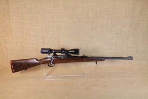 Carabine fabrication DWM modifié chasse en calibre 7X57