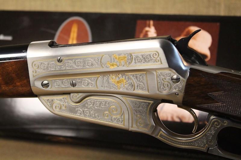 Winchester 1895 High Grade en calibre 30-06