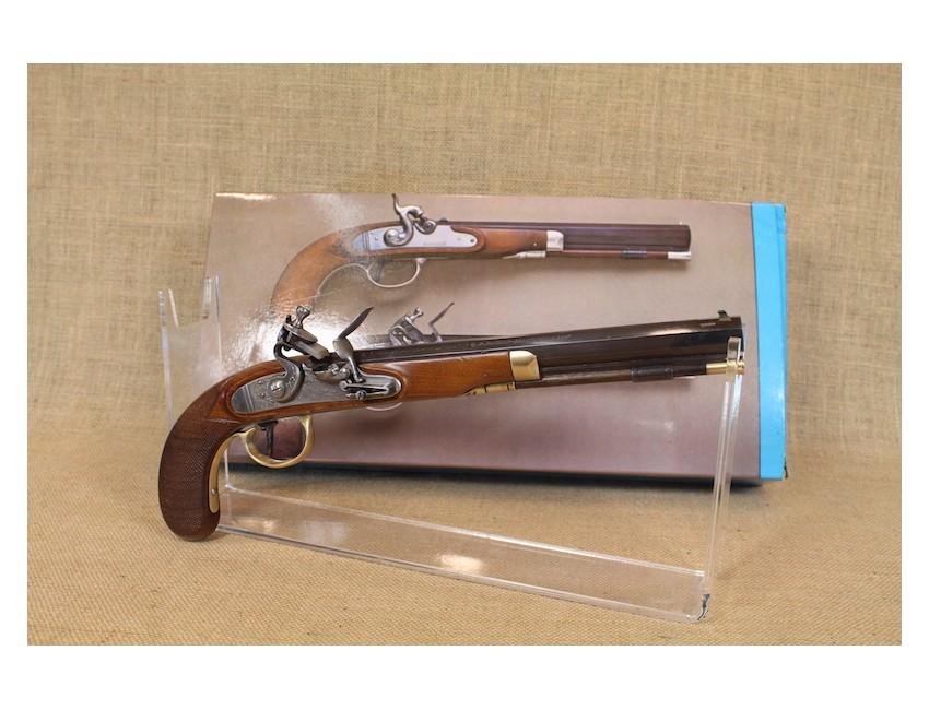 Pistolet Silex en calibre 31 modèle W. Moore.
