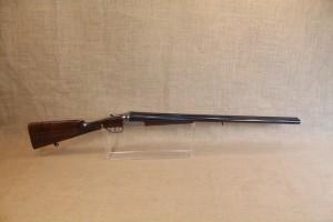 Fusil juxtaposé Renato Gamba modèle Oxford en cal. 12/70.