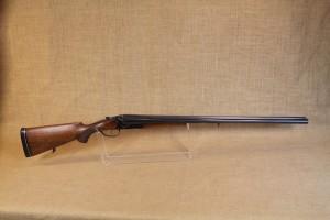 Fusil juxtaposé FEG en cal. 12/70.