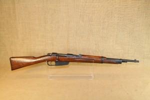 Mousqueton Carcano modèle 1891/38 en calibre 7,35 Carcano