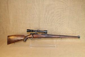 Carabine Anschütz Stutzen mod. 1433 calibre 22 Hornet