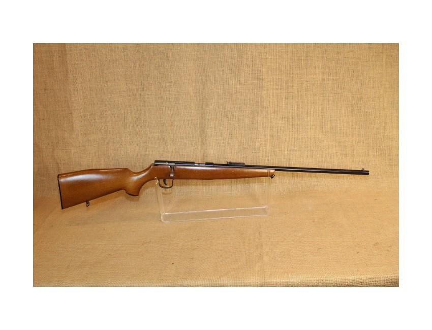 Carabine Voere mono-coup calibre 22 Short