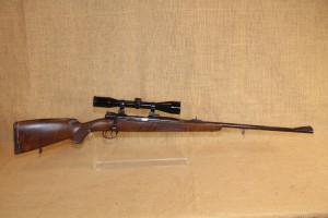 Carabine Kettner calibre 7X64
