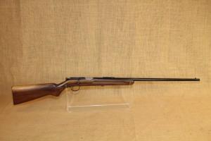 Carabine Remington modèle 33 Mono-coup calibre 22 LR