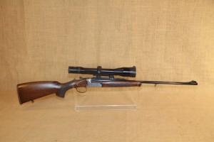 Kipplauf Sabatti calibre 7X65R avec lunette Zeiss