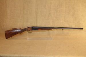 Fusil juxtaposé MAC calibre 16/65