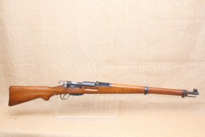 Schmidt & Rubin K31 version Sniper contrat pour Israel
