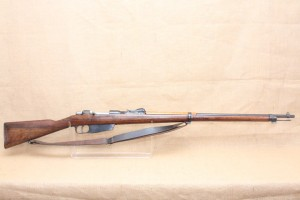 Fusil Carcano modèle 1891 calibre 6,5 Carcano fabrication Beretta