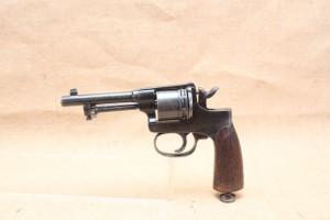 Revolver Rast Gasser 1898 Autrichien calibre 8 mm Gasser