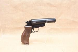 Pistolet lance fusée Molgora Mondial V calibre 4