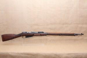 Fusil Mosin Nagant M91canon Tikka