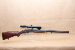 Drilling  Simson Suhl calibre 7X65R - 16/70