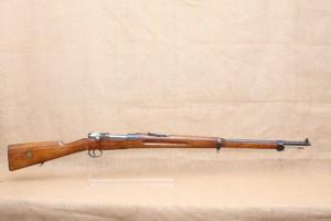 Fusil modèle M96  calibre 6,5 X55 fabrication chez Mauser Oberndorf