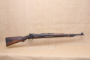 Carabine BRNO modèle 1908/34 calibre 7X57