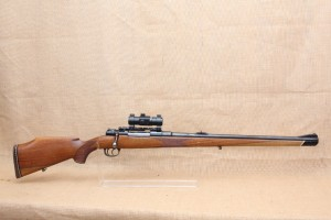 Carabine type Mauser 98 Stutzen chasse calibre 7X64