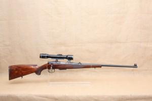 Carabine Anschütz  calibre 22 Hornet