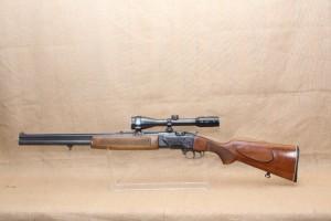 Mixte BRNO calibre 7X57R et 12/70