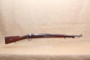 Carabine Carl Gustav modèle M38 calibre 6,5 X55 fabrication Mauser