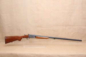 Fusil Mono-Coup Carrero & Astelarra à chien calibre 16/70