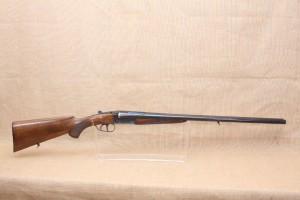 Fusil juxtaposé de la Manufacture Nationale d'Armes de Châtellerault calibre 16/65