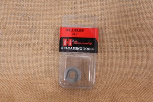 Shell holder Hornady - Griffe de maintien d'étui n°47