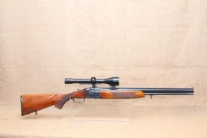 Mixte CZ calibre 7X65R et 16/70