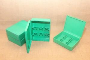 Lot de boîtes de rangement pour jeux d'outils