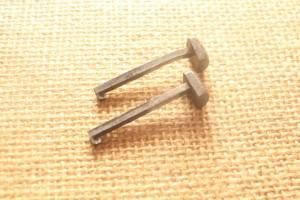 Paire de boutons de réglage de rampe de Hausse G98