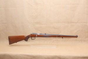 Carabine Anschütz Stutzen mono-coup calibre 22 LR