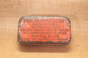 Boîte First Aid Packet US Government