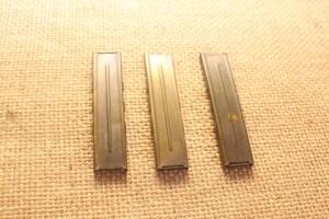 Set de trois clips pour VZ 24