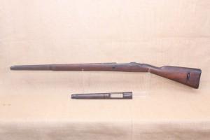 Crosse pour carabine de cavalerie argentin Mod.1909