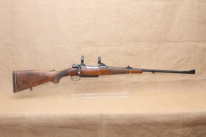 Carabine type Mauser 98 chasse calibre 8X57 IS