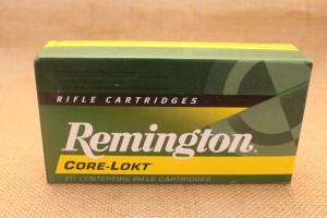Munition Remington Core-Lokt calibre 308 WIN, 150 grain PSP