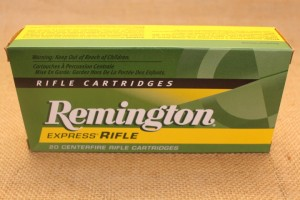 Munition Remington Express Rifle calibre 45-70 Government, 405 grain SP