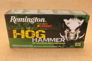Munition Remington HOG Hammer calibre 30-30 WIN, 150 grain TSX
