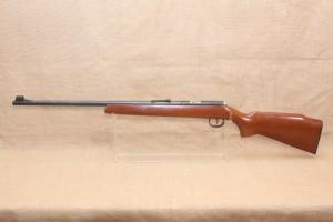 Carabine Anschütz mono-coup calibre 22 LR modèle 1386