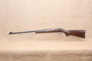 Carabine Anschütz mono-coup calibre 22 LR