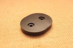 Plaque intercalaire calotte de poignée