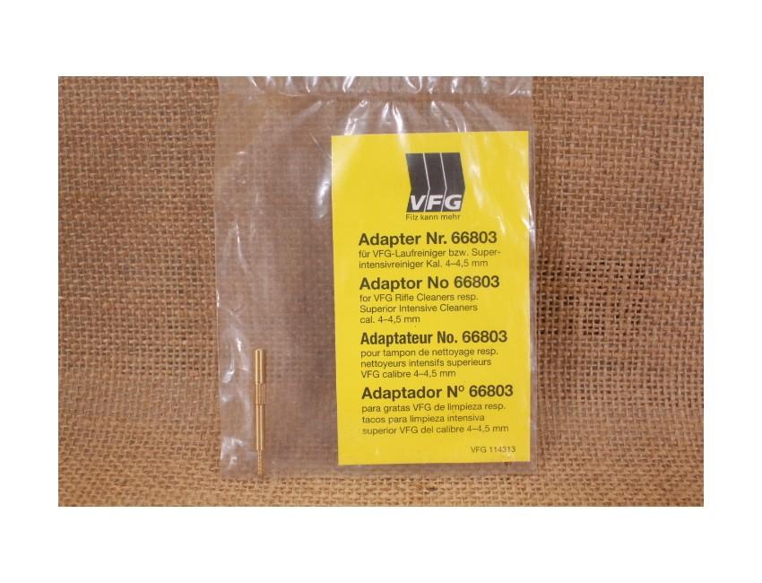 Adaptateur pour tampon de nettoyage calibre 4-4,5mm