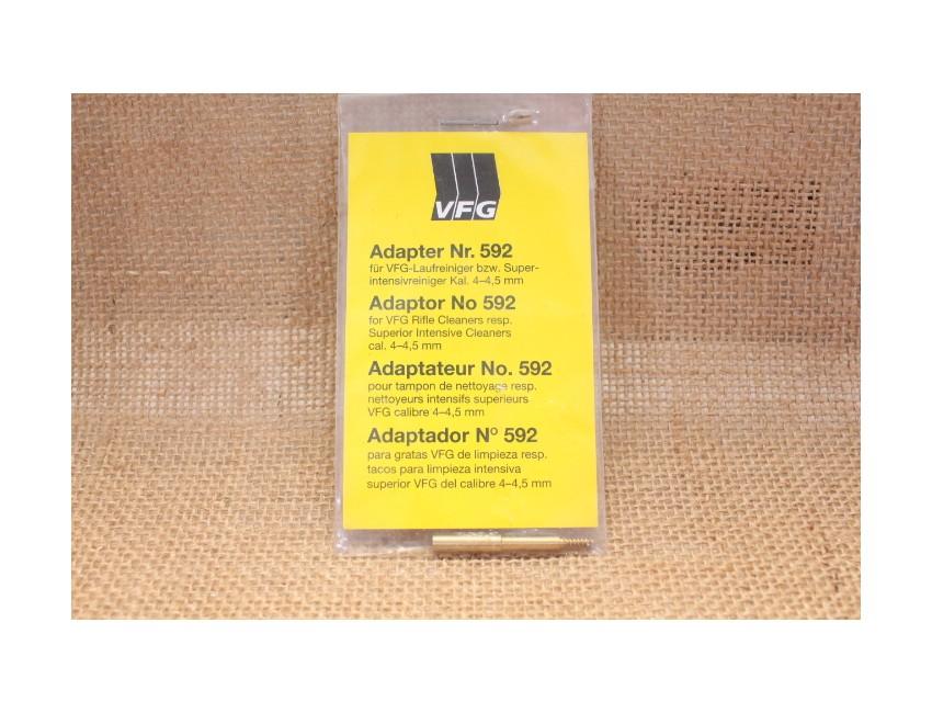 Adaptateur pour tampon de nettoyage calibre 4 - 4,5mm
