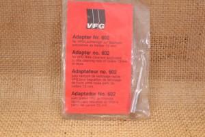 Adaptateur pour tampon de nettoyage calibre 7,5mm et plus