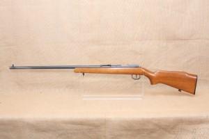 Carabine Anschütz Mono-Coup calibre 9 mm
