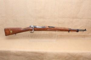 Carabine Husqvarna M38 calibre 6,5 X55