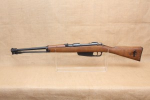 Mousqueton Carcano modèle 1891/38 cavalerie calibre 7,35 Carcano