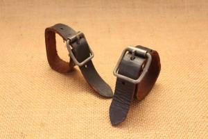 Boucles en cuir pour Bretelle de Mosin Nagant M27 Finlandais