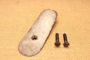 Plaque de couche avec vis pour Steyr 1896
