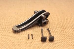 Hausse avec curseur pour Mauser Péruvien M1909